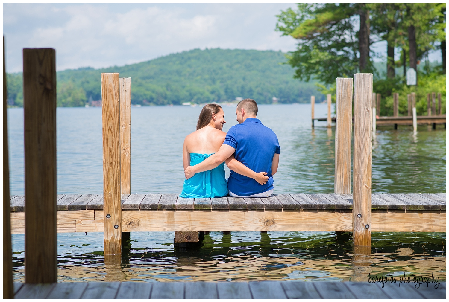 Mary Louise + Greg | Engagement Session | Laconia, NH