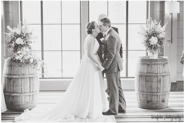 Amy + Todd | LaBelle Winery Wedding