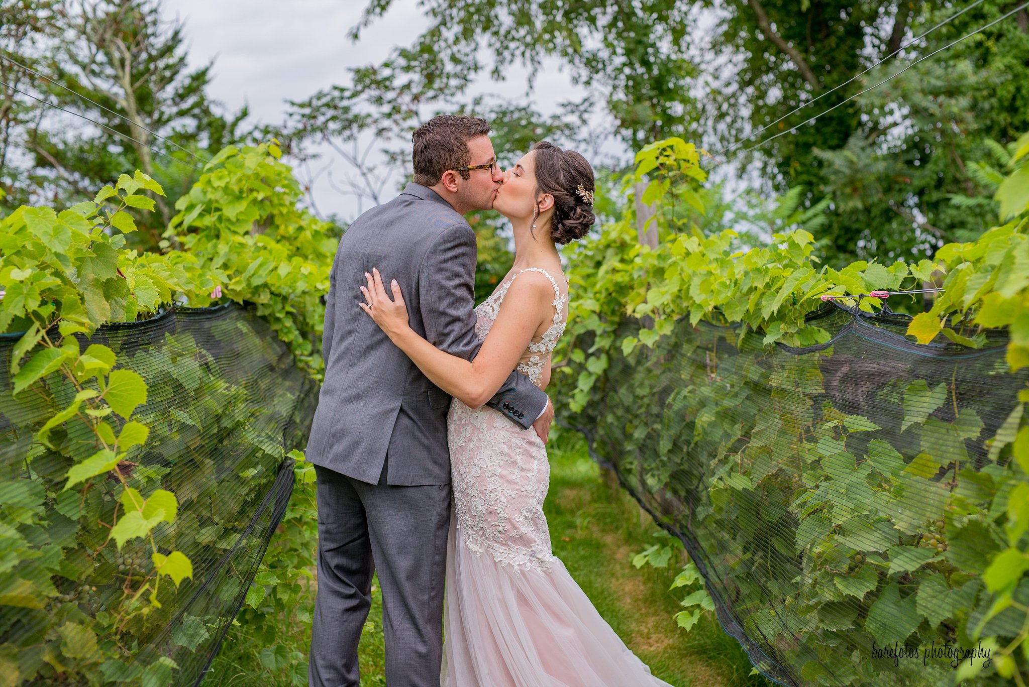 LaBelle Winery Wedding | Barefotos Photography