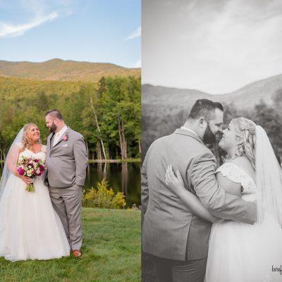 Jill + Chris | Indian Head Resort | NH Wedding Photography
