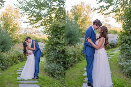 Lakes Region Wedding   NH Wedding Photography   Barefotos Photography