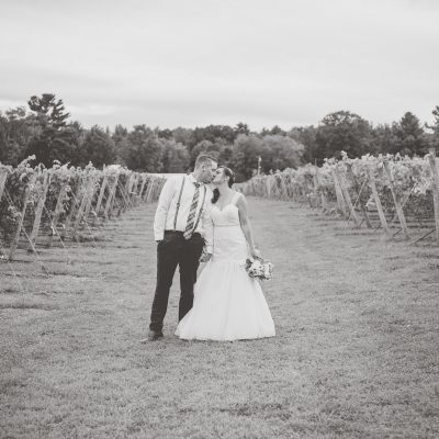 Kristin + Dan | Flag Hill Winery Wedding