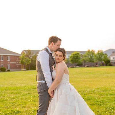 M+K | Franklin Pierce University Wedding